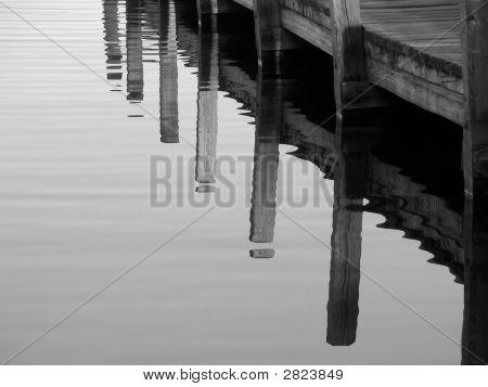 Réflexions de dock