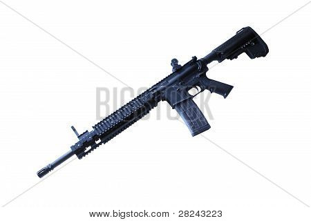 Military Assault Rifle