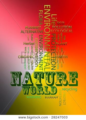 Nature environmental Related Text