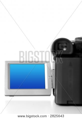 Camcorder Lcd Screen