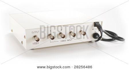 Digital Video Recorder Grabber