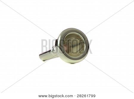 Trombone Mouthpiece with Shadow