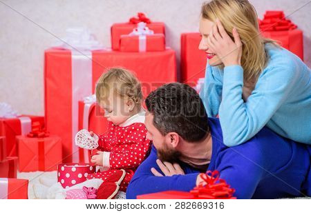 Traditional Family Values. Family Celebrate Anniversary. Valentines Day. Lovely Family Celebrate Val