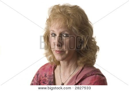 Attractive Older Woman
