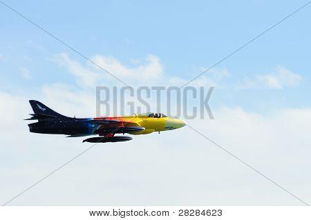 Hawker Hunter Jet