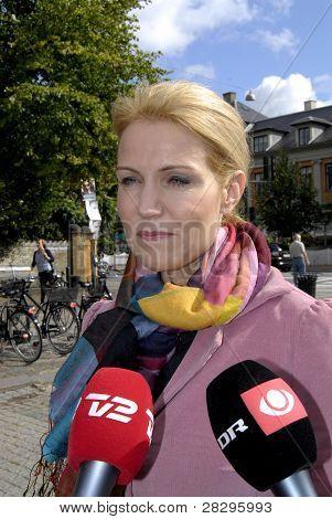 Denmark_helle Thorning-schmidt_elections 2011