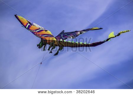 Dragon Kite In Rockland