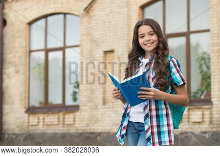 Education For Future. Small Kid Back To School. Primary Education. School Dress Code. Private Teachi