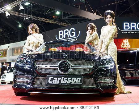 Carsson(brg) On Display
