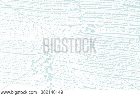 Grunge Texture. Distress Blue Rough Trace. Classy Background. Noise Dirty Grunge Texture. Elegant Ar