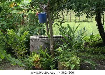 Central American Water Well