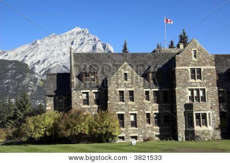Administration Building, Banff