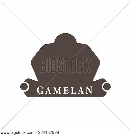 Logo Design About Gamelan,