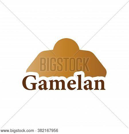 Logo Design About Gamelan