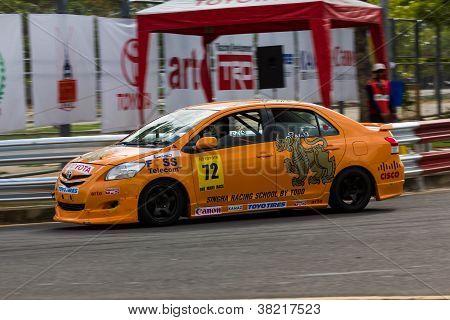 Toyota One Make Race 2012