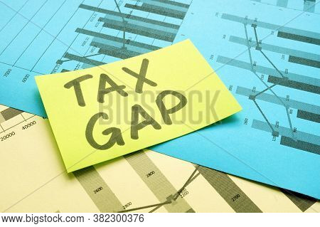 Tax Gap Memo On The Business Papers.