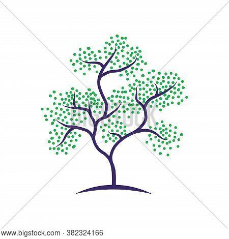 Tree. Tree Logo. Tree Logo Vector. Tree Icon Vector. Tree Icon. Decorative Tree Logo. Tree Design. T