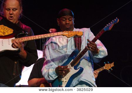 Walter Trout And Bernard Allison