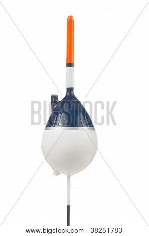 Fishing Float (Bobber) Isolated On White Background