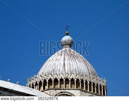 The Ancient Pisa Cathedral, Italy