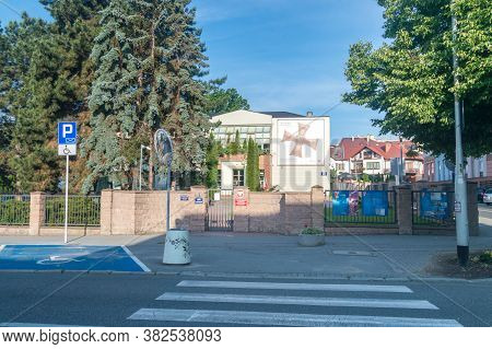 Rzeszow, Poland - June 13, 2020: Institute Of National Remembrance (polish: Instytut Pamieci Narodow