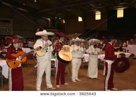 Mexicans Singing