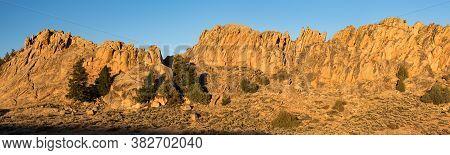 Hartman Rocks Recreation Area Has Over 14,000 Acres Of Public Bureau Of Land Management Land For Rec