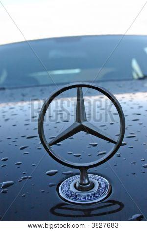 Mercedes Star Badge
