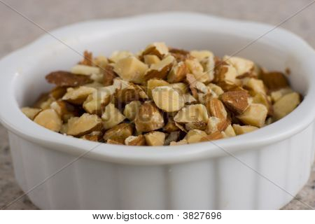 Chopped Almonds