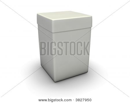 Tall Crate
