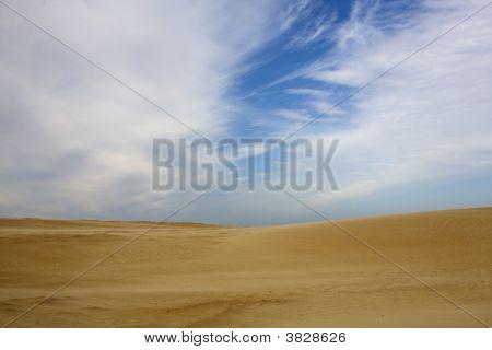Horizontal Sand Dune