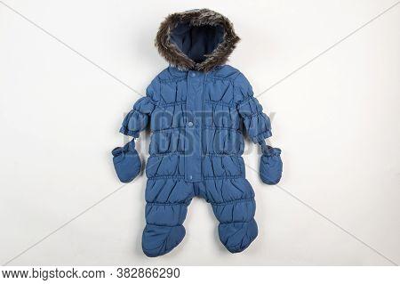 Cute Warm Winter Suit For Little Children
