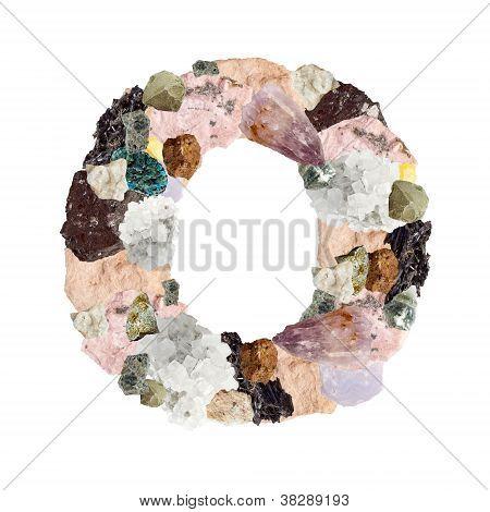 Minerals Alphabet