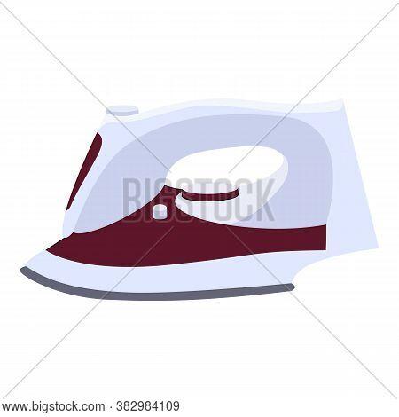 Drag Flatiron Icon. Cartoon Of Drag Flatiron Vector Icon For Web Design Isolated On White Background