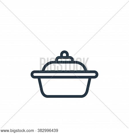 cooking icon isolated on white background from kitchen collection. cooking icon trendy and modern co