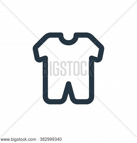 clothes icon isolated on white background from ecommerce ui collection. clothes icon trendy and mode