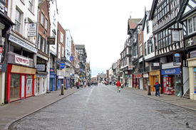 Shops In Chester