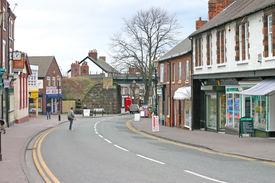 Shops In Frodsham Village Cheshire
