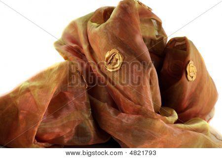 Gold, Bronze Veil