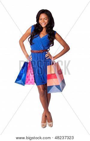 Happy Fashion Shopping Bags