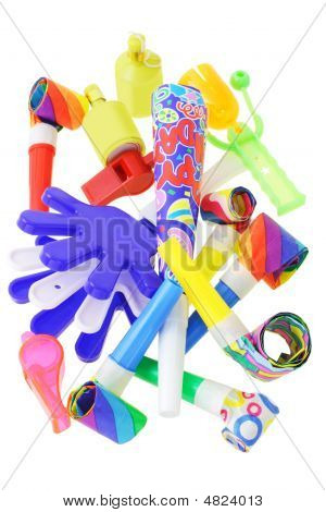 Party Noisemakers