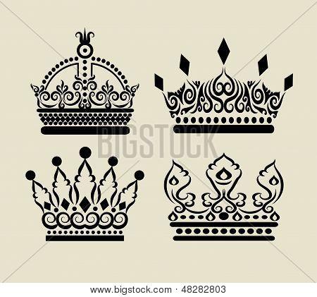 Crown Decorations