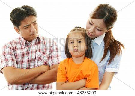 Unhappy family