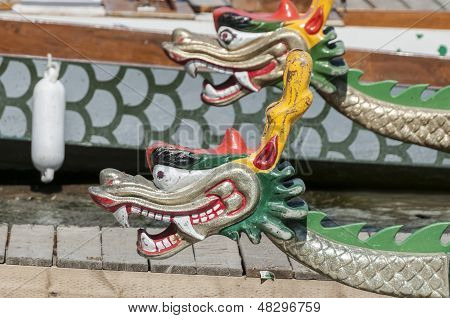 Dragon Boat Heads