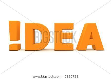 Attention! Idea!