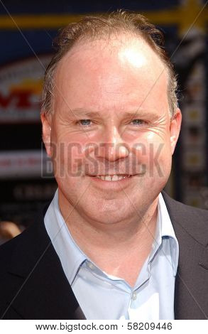 David Yates at the premiere of