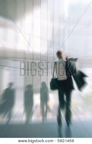 Ufficio lavoratori, Motion Blur.