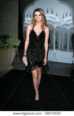Mischa Barton at the Giorgio Armani Prive Show to celebrate the Oscars. Green Acres, Los Angeles, CA. 02-24-07