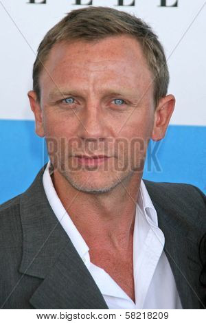 Daniel Craig at the 2007 Film Independent's Spirit Awards. Santa Monica Pier, Santa Monica, CA. 02-24-07