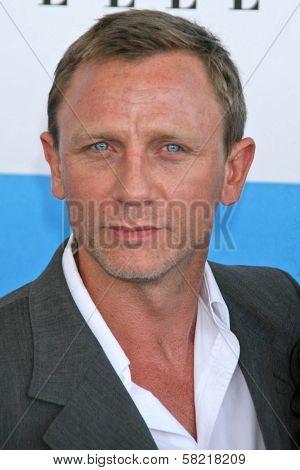 Daniel Craig at the 2007 Film Independent's Spirit Awards. Santa Monica Pier, Santa Monica, CA. 02-24-07
